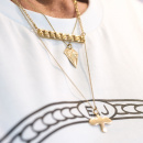 LINK NECKLACE GOLD