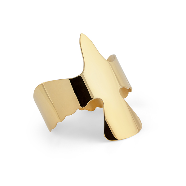 Golden Dove Cuff in the group SHOP / BRACELETS at EMMA ISRAELSSON (brace042)