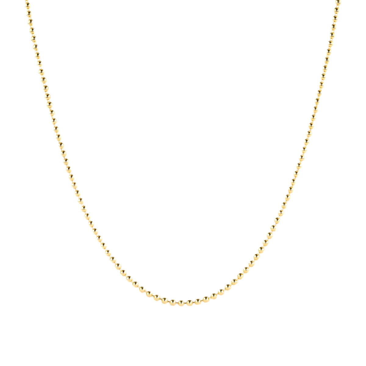 GLOBE CHAIN GOLD in the group SHOP at EMMA ISRAELSSON (chain026)