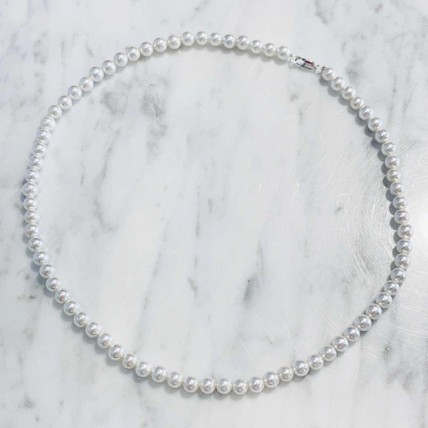 Pearl Necklace in the group SHOP at EMMA ISRAELSSON (neck103)