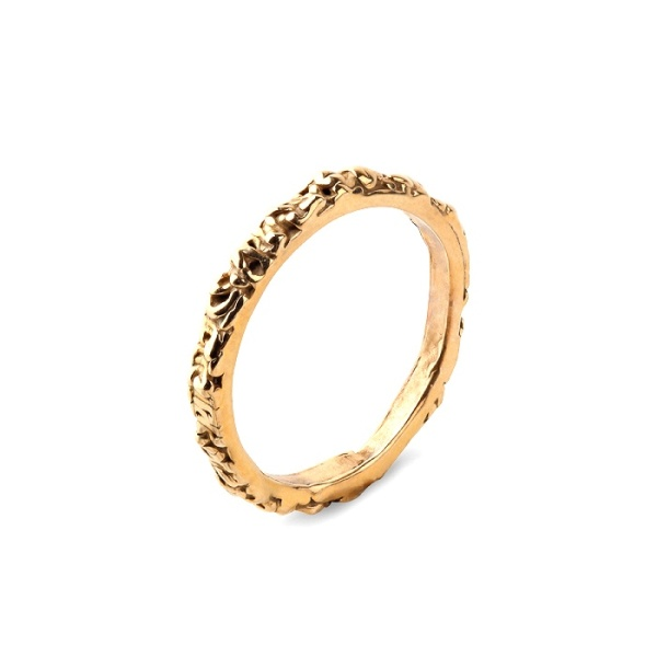 18K Thin Band Ring in the group SHOP / RINGS at EMMA ISRAELSSON (ring020)