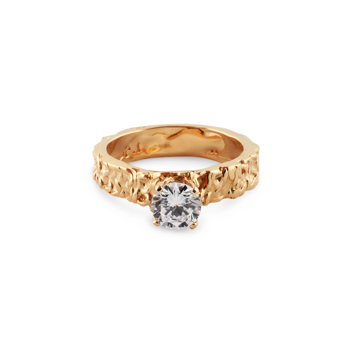 18K SMALL PRINCESS RING in the group SHOP at EMMA ISRAELSSON (ring021)