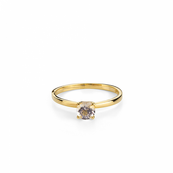 18K MORGANITE RING in the group SHOP at EMMA ISRAELSSON (ring045)