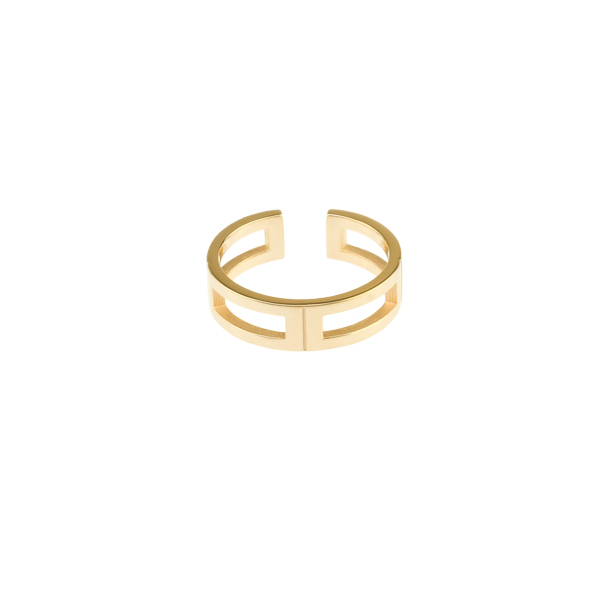 FENESTRA RING GOLD in the group SHOP at EMMA ISRAELSSON (ring098)