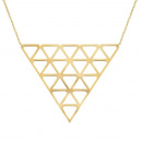 SUPER DIAMOND NECKLACE L GOLD